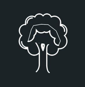 träd&buskar ikon